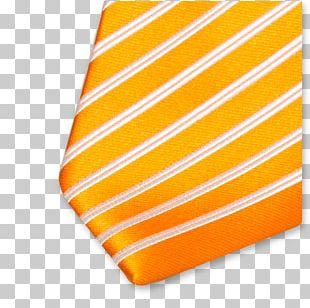 Necktie Yellow Orange Koningsdag Color PNG