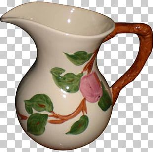 Jug Pottery Coffee Cup Ceramic Pitcher PNG