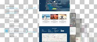 Responsive Web Design Cimpress Website Builder Web Template PNG
