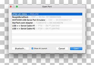 Computer Program Screenshot Web Page Computer Monitors Computer Icons PNG