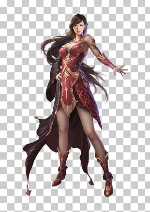 League Of Angels Goddess Dungeon Siege Video Game PNG