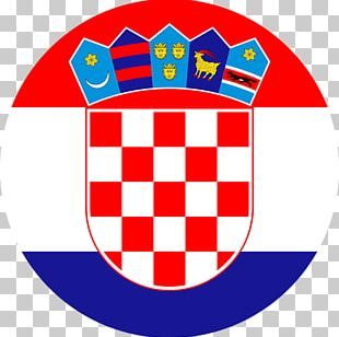 Flag Of Croatia National Flag Croatian War Of Independence PNG