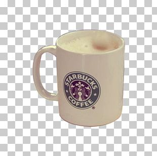 Coffee Starbucks Latte Cup Cafe PNG