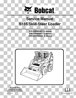 Skid-steer Loader Bobcat Company Caterpillar Inc. Product Manuals Wiring Diagram PNG