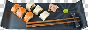 Sushi California Roll Sashimi Japanese Cuisine PNG