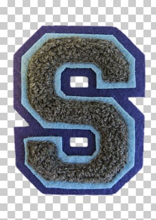 Varsity Letter Varsity Team Embroidery Embroidered Patch PNG