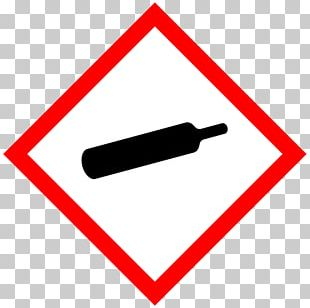 GHS Hazard Pictograms Globally Harmonized System Of Classification And Labelling Of Chemicals Gas Cylinder PNG