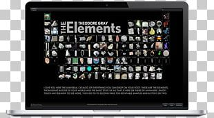 The Elements: A Visual Exploration Of Every Known Atom In The Universe Periodic Table Chemical Element Touch Press Inc. Element Collecting PNG