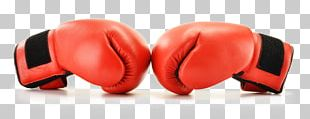 Boxing Glove Fist PNG