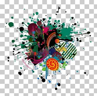 Carnival Abstract Art PNG