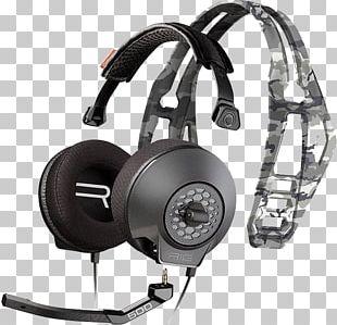 Xbox 360 Wireless Headset Plantronics RIG 800LX Headphones