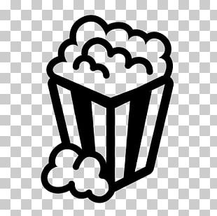 Popcorn Computer Icons Cinema Film PNG