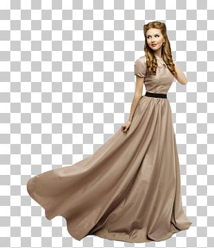Dress Evening Gown Stock Photography Model PNG