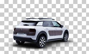 Citroën C4 Cactus Car Mini Sport Utility Vehicle Conservatoire Citroën PNG