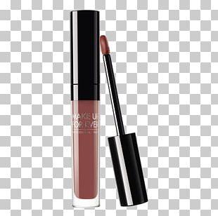 MAKE UP FOR EVER Artist Liquid Matte Liquid Lipstick Cosmetics Lip Gloss PNG