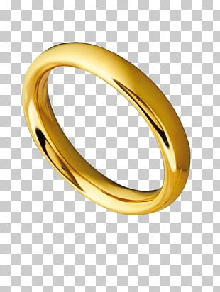 Wedding Ring Gold Bangle Body Jewellery PNG