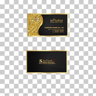 Business Card Visiting Card Template Pattern PNG