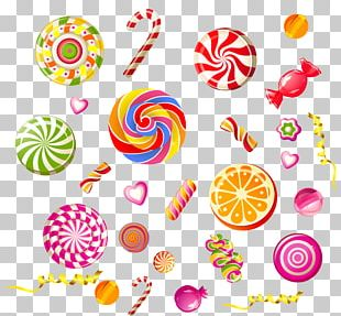 Lollipop Candy Corn Cotton Candy PNG