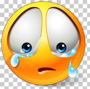 Smiley Sadness Emoticon PNG