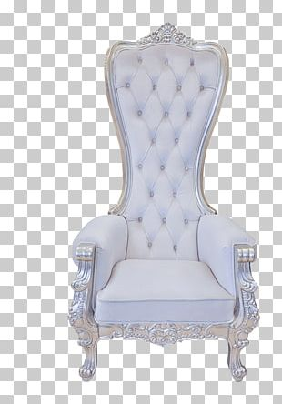 Table Chair Throne Queen Anne Style Furniture PNG