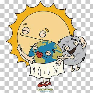 Comics Science Mug Webcomic Solar Eclipse PNG