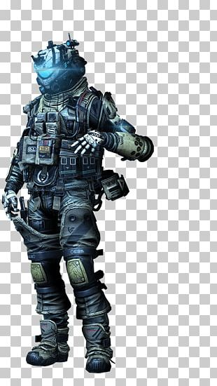 Titanfall 2 0506147919 Soldier Body Armor PNG