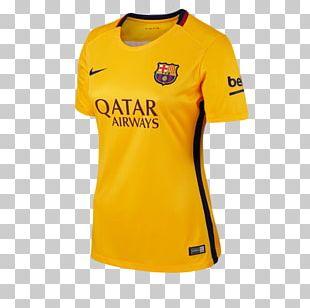 2015–16 FC Barcelona Season T-shirt La Liga Spain National Football Team PNG