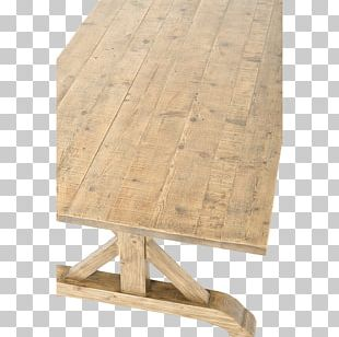 Table Lumber Wood Stain Plank Product Design PNG