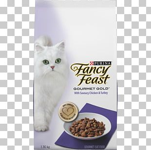 Cat Food Fancy Feast Gourmet Cat Dry Food Purina One PNG