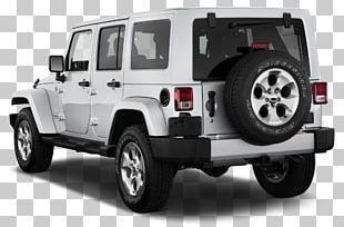2016 Jeep Wrangler Unlimited Sahara 2017 Jeep Wrangler Unlimited Sahara Car PNG