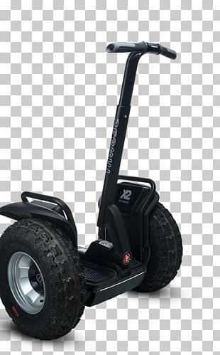 Segway PT Tire Wheel Scooter Vehicle PNG