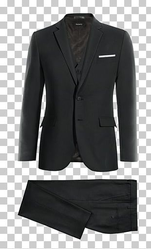Tuxedo Suit Double-breasted Single-breasted Jacket PNG