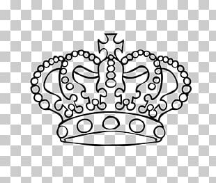 Crown Tattoo Drawing PNG