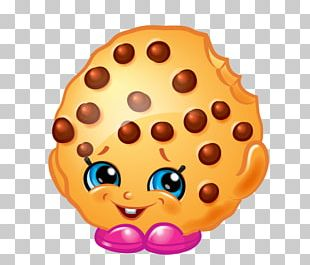 Shopkins Frosting & Icing Muffin Bakery Chocolate Chip Cookie PNG