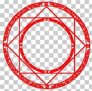 Magic Circle Witchcraft Ritual Supernatural PNG