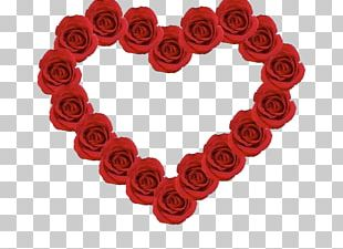 Heart Rose Stock Photography PNG