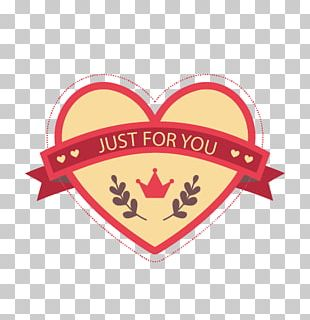 Paper Sticker Euclidean Love PNG