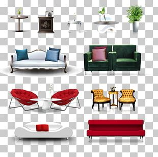 Table Furniture Living Room Chair PNG