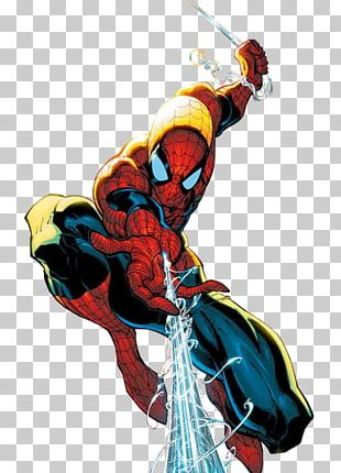 Ultimate Spider-Man Comic Book Marvel Comics PNG