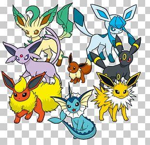 Eevee Fan Art Jolteon Pokémon PNG