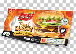 Hamburger Cheeseburger Fast Food Whopper Kibbeh PNG