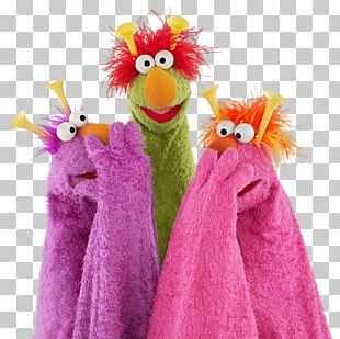 Big Bird Elmo Ernie Mr. Snuffleupagus Oscar The Grouch PNG
