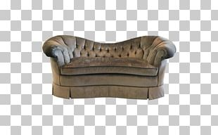 Loveseat Couch Furniture Living Room Design PNG