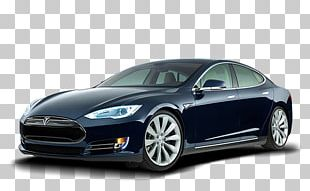 2013 Tesla Model S Tesla Motors Car Tesla Model 3 PNG