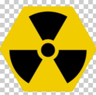 Hazard Symbol Radiation Nuclear Power Radioactive Decay Nuclear Weapon PNG
