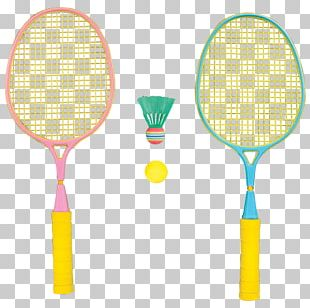 Racket Badminton Rakieta Tenisowa Ping Pong Paddles & Sets Sport PNG