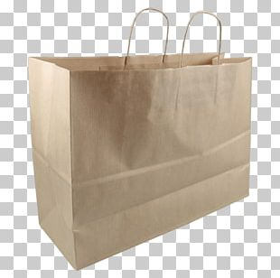 Shopping Bags & Trolleys Paper Bag Kraft Paper PNG
