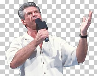 Vince McMahon WWE SmackDown September 11 Attacks Microphone PNG