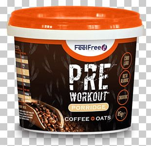 Dietary Supplement Feel Free Nutrition Pre Workout Porridge Pre-workout Exercise Bodybuilding Supplement PNG