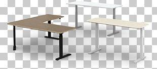 Standing Desk Office Computer Desk Table PNG